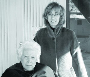Diane Spindel and Andria Spindel