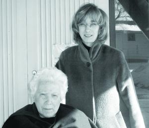 Diane Spindel and Andria Spindel